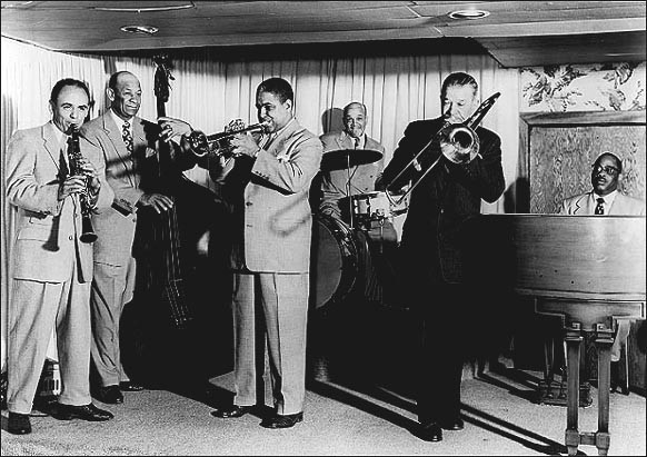 Kid Ory And His Creole Jazz Band